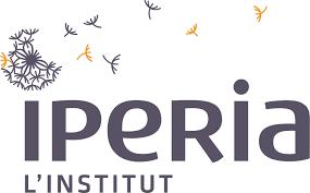 Le logo d'IPERIA l'institut