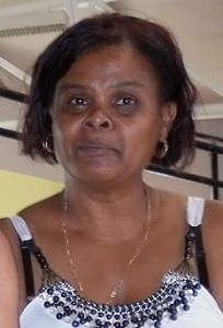 Portrait de Micheline, membre délégué du SAMFFA 974